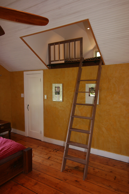 Alcove Loft Ladder : custom attic ladders  - Aeropaca.Org
